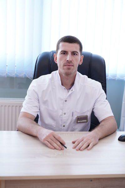 Эльдар Нажмудинович
