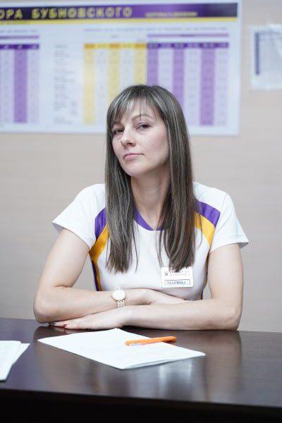 Абакарова Марина Усаматовна