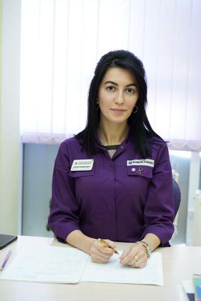 Гаджирагимова Аида Эскеровна
